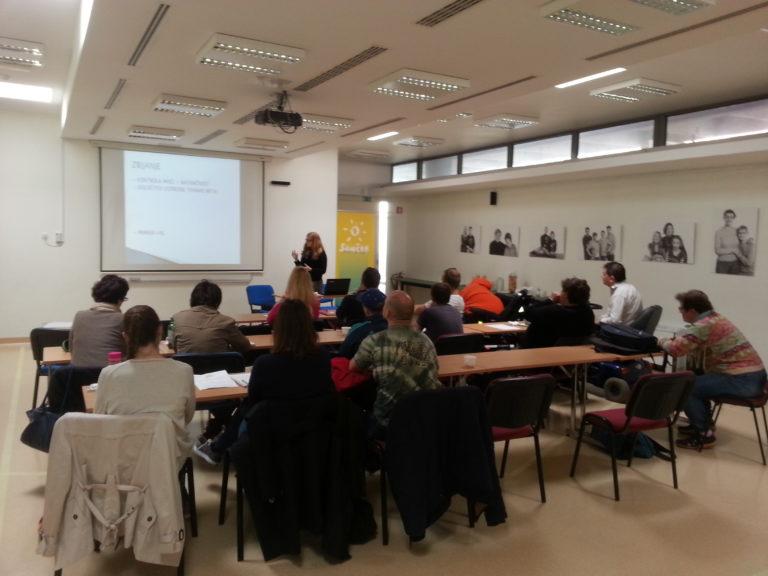 Vabilo na seminar za športne sodelavce s področja Boccie