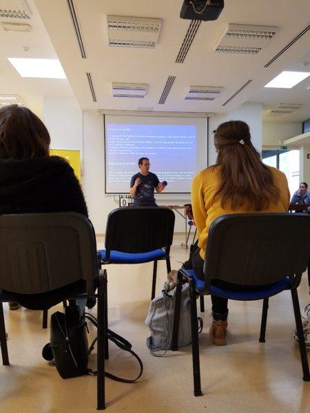 Seminar za športne sodelavce s področja Boccie